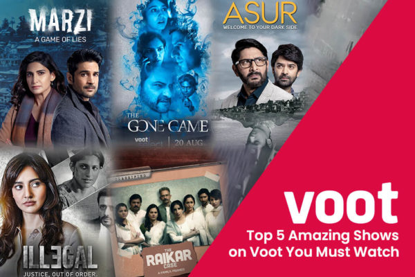 5 amazing shows on Voot