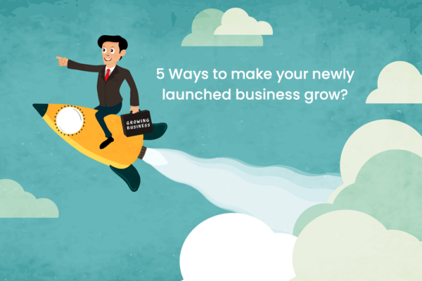five ways to make your business grow